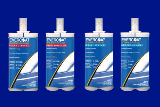 Evercoat Edge Adhesives and Sealants